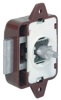Espagnolette Lock, Push-Lock, backset 25 mm (1), operated from one side