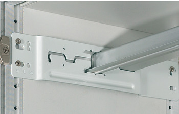 Rail Clip For Hanging File System In The H 228 Fele America