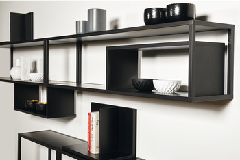 Rails, Smart Cube Shelf System