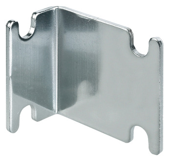 Rear Panel Bracket, Steel