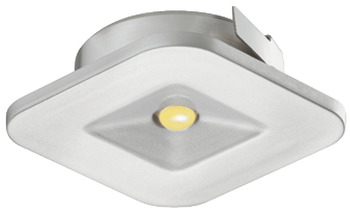 Recess Mounted Light, Square, Loox LED 4007, 350 mA
