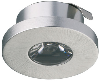 Recess Mounted Spotlight, Loox LED 4014, 350 mA