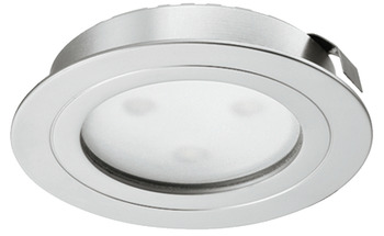 Recess/Surface Mounted Downlight, Round, Loox LED 4009, 350 mA
