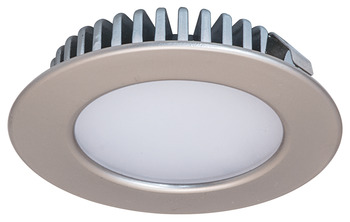 Recess/Surface Mounted Light, Monochorme, Loox LED 2020, 12 V