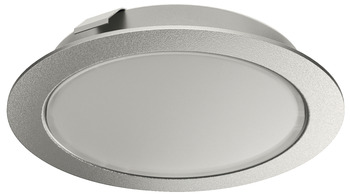 Recess/Surface Mounted Light, Monochrome, Loox LED 2047, 12 V