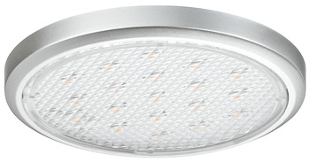 Recessed Mounted Round Light, Loox LED 2002, 12 V