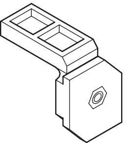 Release Bracket, For soft and self closing mechanism