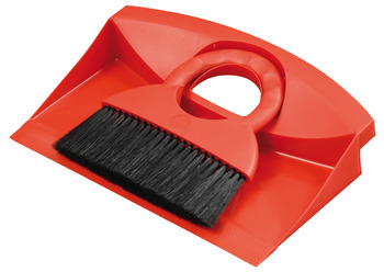 Replacement Dust Pan and Brush Set, for Tandem Space-Saver, Hailo