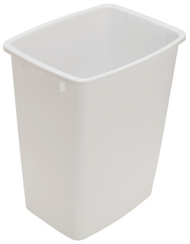 Replacement Waste Bin, for Kesseböhmer Wire and Wood Framed Waste Pull-Out Units