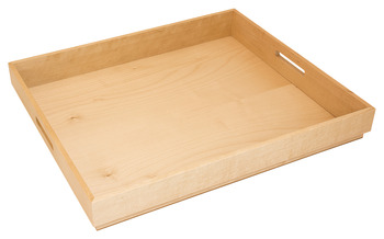 Required Top Tray, for LAVIDO Trays