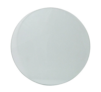 Round Glass, to Suit Circular Porthole Frame, 6-6.4 mm Thick