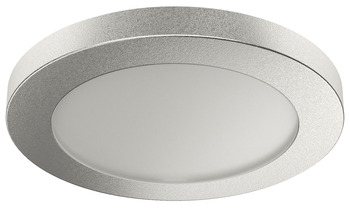Round Surface Mounted Downlight, Monochrome, Loox LED 3035, 24 V