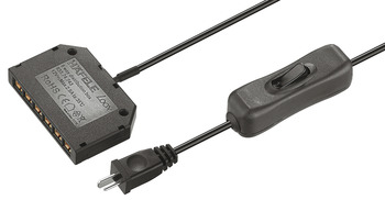 Secondary Lead, for 12 V Wall Plug Drivers