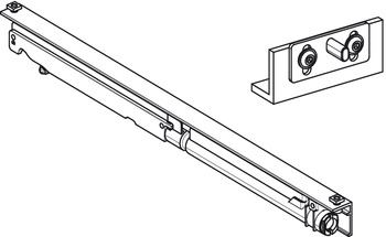 Self-Closing Mechanism, for Wood Doors