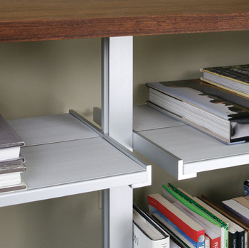 Shelf Bracket, for 21 C Sta-Pole System