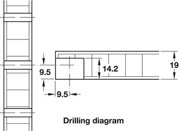 Drilling pattern