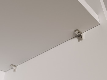 Shelf Support, Plug in, for Ø 5 mm Hole, for Wooden Shelves, K Line
