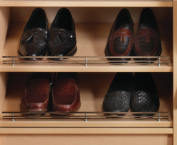 Shoe Fence, For Shelves