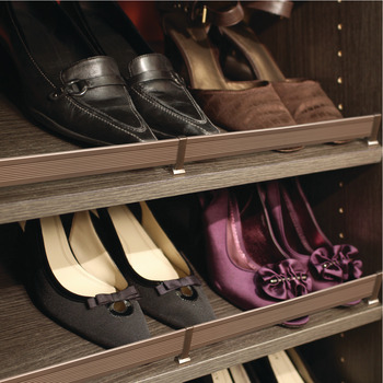 Shoe Fence Set, Synergy Elite Collection, For shelving