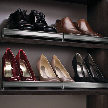 Shoe Fence Set, TAG Synergy Elite Collection, For shelving