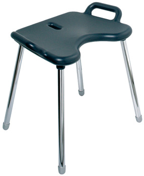 Shower Stool, (330 lbs) 150 kg Capacity