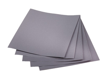 Silicon Carbide Waterproof Paper, 9 x 11 Sheets