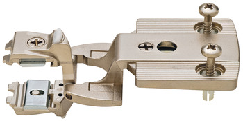 Single Pivot Institutional Hinge Arm, Aximat® 300, Grade 1, with Expanding Dowels