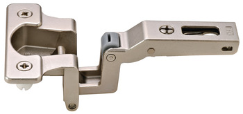 Single Pivot Institutional Hinge, Salice, 270° Opening Angle, Self Close