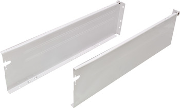 Single-Wall Metal Drawer System, Supra 150 (Side Height: 6)