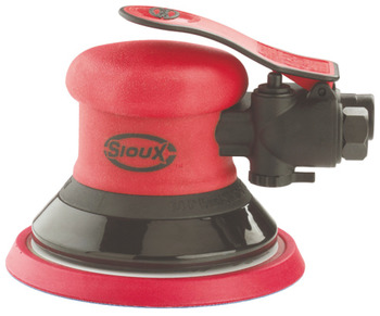 Sioux Pneumatic Random Orbit Sander
