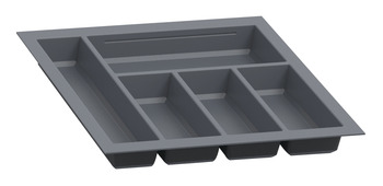 Sky Cutlery Tray, for 21 and 21 11/16 Deep Drawer, Plastic
