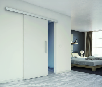 Sliding Door Fitting With Two Soft Close For Both Sides