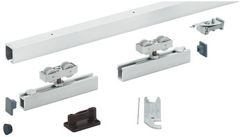 Sliding Door Hardware, Hawa Junior 40/B, set