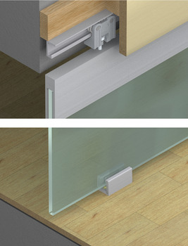 Sliding Door Hardware, Hawa Media 70/GB