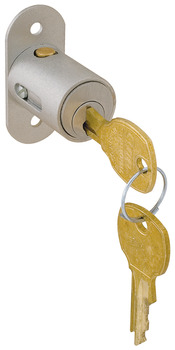Sliding Door Lock, C8142 Series, Keyed Different