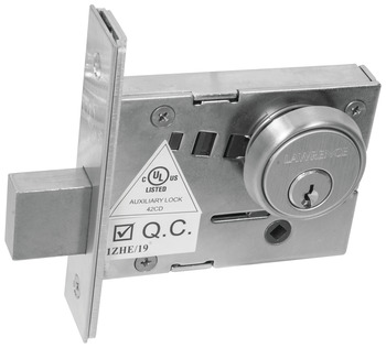 Small Case Mortise Lock, Standard Deadbolt Lock Function