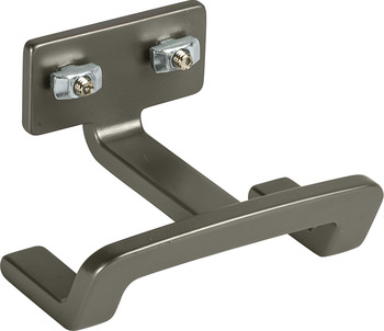 Small Shoe Hook, Symphony Wall Mount System