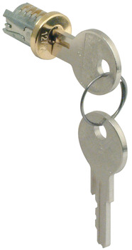 Snap-In Lock Core, Keyed Different