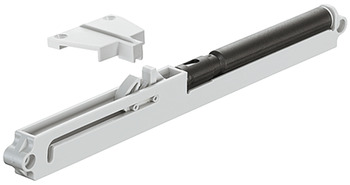 Soft Closer Mechanism, for Wood or Metal Boxes