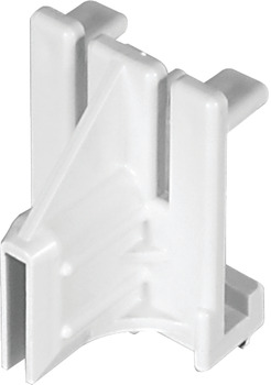 Spare Guide Clip, for Grass Zargen Single-Wall Metal Drawer System