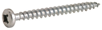 Spax® Screw, Pan Head Screw with Uni-drive, Zinc-Plated