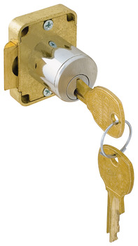 Spring Bolt Lock, C8139 Series, Keyed Alike
