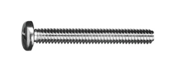 Stainless Steel Screw, Truss Head Combination Drive