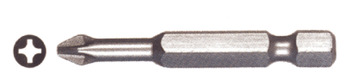 Standard Phillips Drive, with 1/4 Hexagonal Shaft