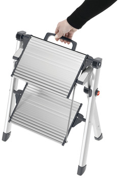 Step Stool, Mini Comfort, Folding