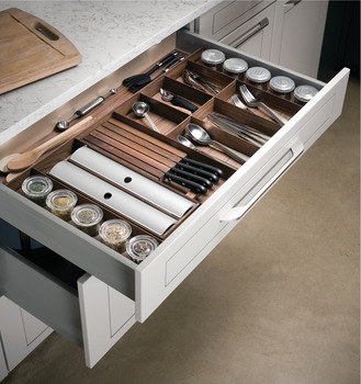 Stepped Container Holder Insert, for Fineline™ Cutlery Tray