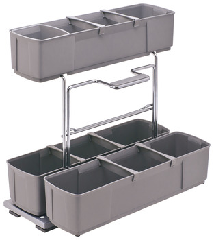 Storage Unit Pull-Out, Cleaning Caddy