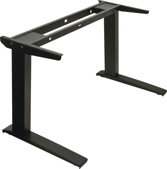 Straight Table 2-Leg Adjustable Columns and Components, for AdjusTable System® Conversion Electric Table