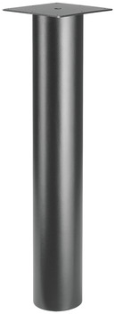 Support Leg, Single Column, Ø114 mm (4 1/2)
