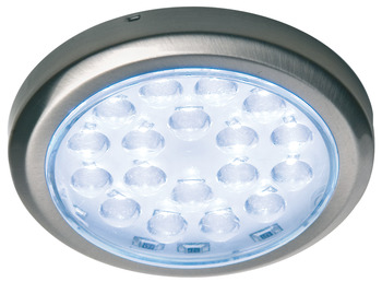 Surface Mounted Round Puck Light, 12 V LED